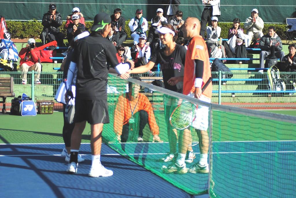 東京都知事杯有明チームテニスコンペティション
